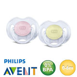 Philips Avent Classic, symmetrisch, silicoon
