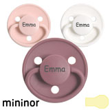 Mininor Deluxe, rond, latex, maat 1