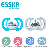 Esska Happy Mini, symmetrisch, silicoon